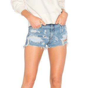 Rag & Bone Justine Short in Brokenland Size 27